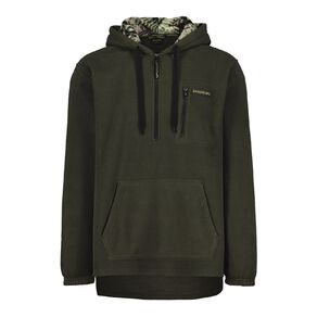 Back Country Solid Fleece Hooded Sweatshirt
