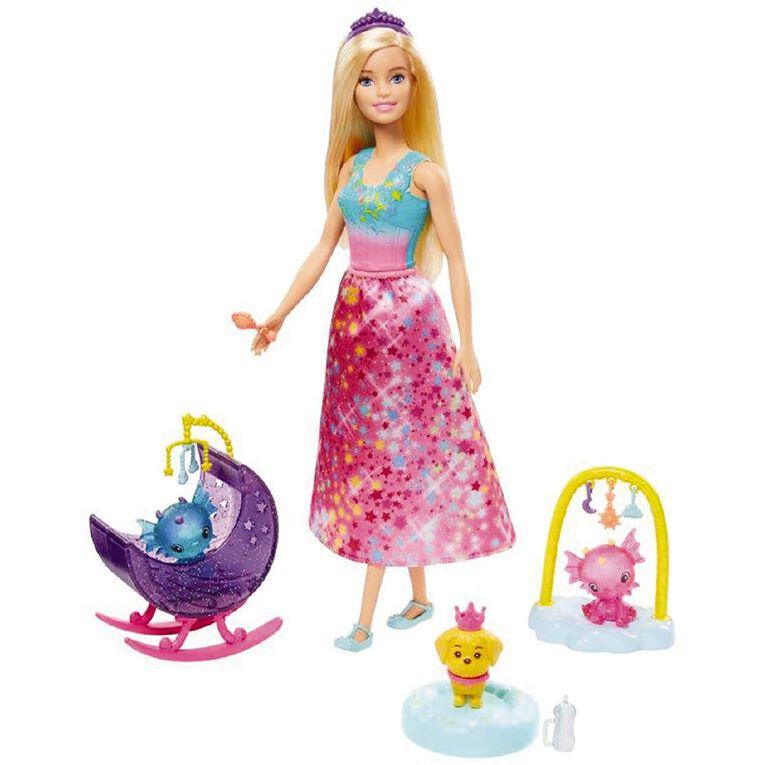 Barbie Dreamtopia Fantasy Set Assorted, , hi-res image number null