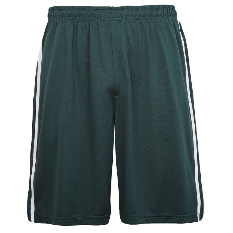 Schooltex Kirkwood School Shorts, Forest, hi-res