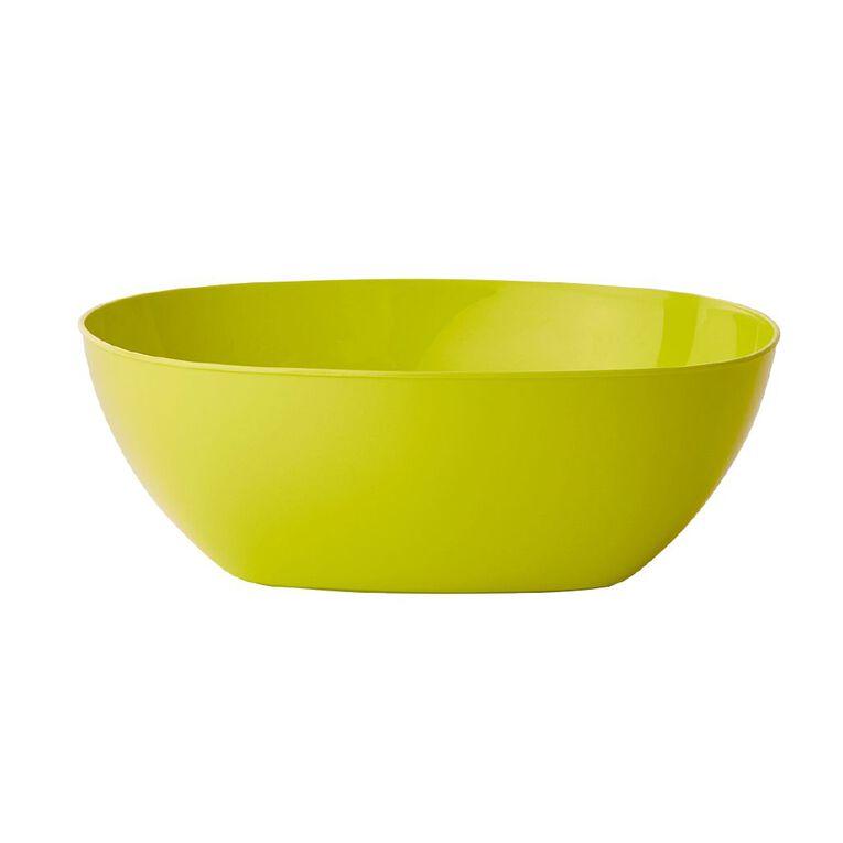 Living & Co Picnic Serve Bowl Yellow, , hi-res