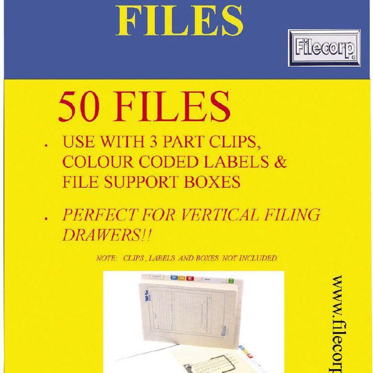 Filecorp Vertical File 2501 Standard 50 Pack, , hi-res