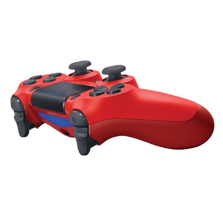 PS4 DualShock 4 V2 Red, , hi-res image number null