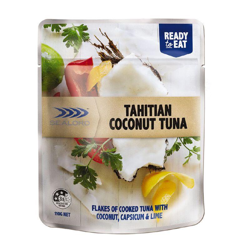 Sealord TunaTahitian Curry Pouch 110g, , hi-res