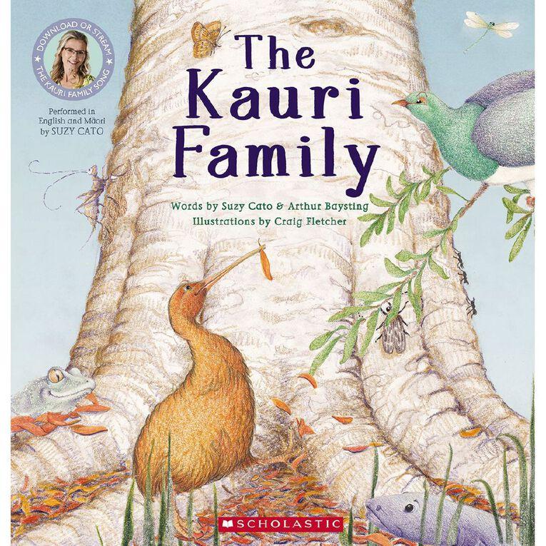 The Kauri Family by Suzy Cato, , hi-res