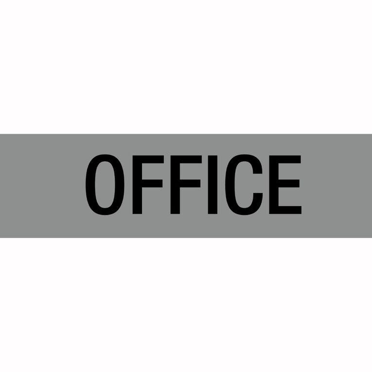 APLI Self Adhesive Office Silver, , hi-res