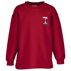 Schooltex Burnham Tunic Sweatshirt with Embroidery