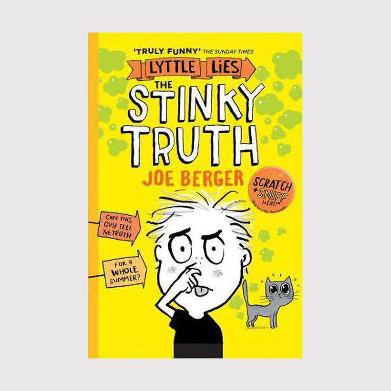 Lyttle Lies #2 The Stinky Truth by Joe Berger, , hi-res