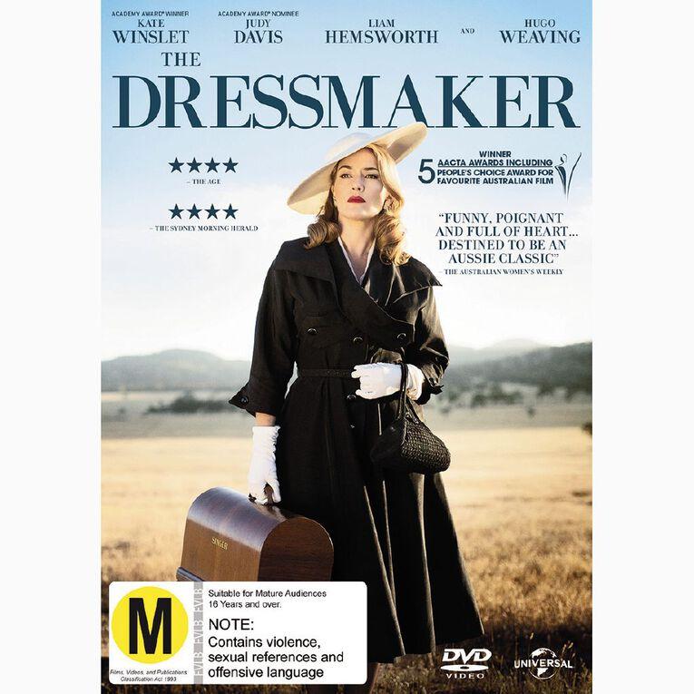 The Dressmaker DVD 1Disc, , hi-res