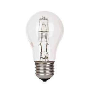 General Electric E27 Halogen Classic Light Bulb Clear 42W