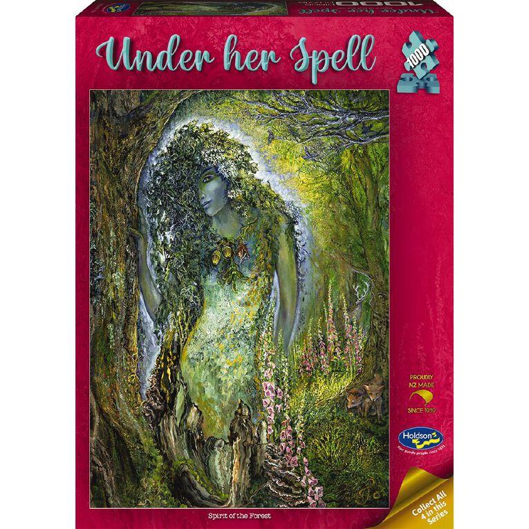 Puzzle Under Her Spell 1000 Piece Assortment, , hi-res