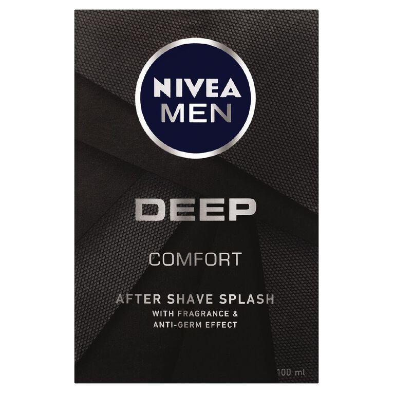 Nivea Men After Shave Lotion Deep 100ml, , hi-res