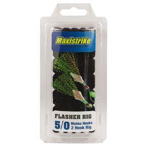 Maxistrike Flasher Rig Mutsu Hooks 5/0