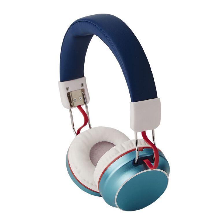 Botanic Geo Wireless Headphone Blue, , hi-res