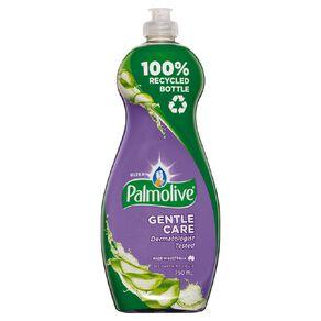 Palmolive Ultra Dishwash Gentle Care Aloe 750ml