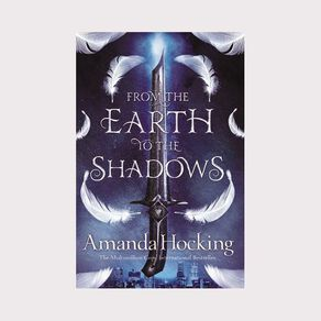 Valkyrie #2 From The Earth to the Shadows by Amanda Hocking