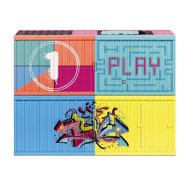 LOL Surprise Clubhouse Playset Exclusive, , hi-res