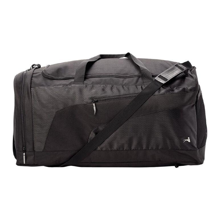 Active Intent Sports Bag 84L, Black, hi-res