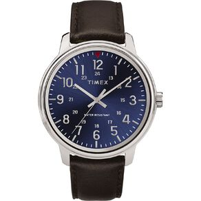 Timex Core Leather 43mm Watch