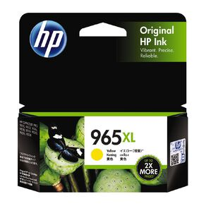 HP Ink 965XL Yellow (1600 Pages)