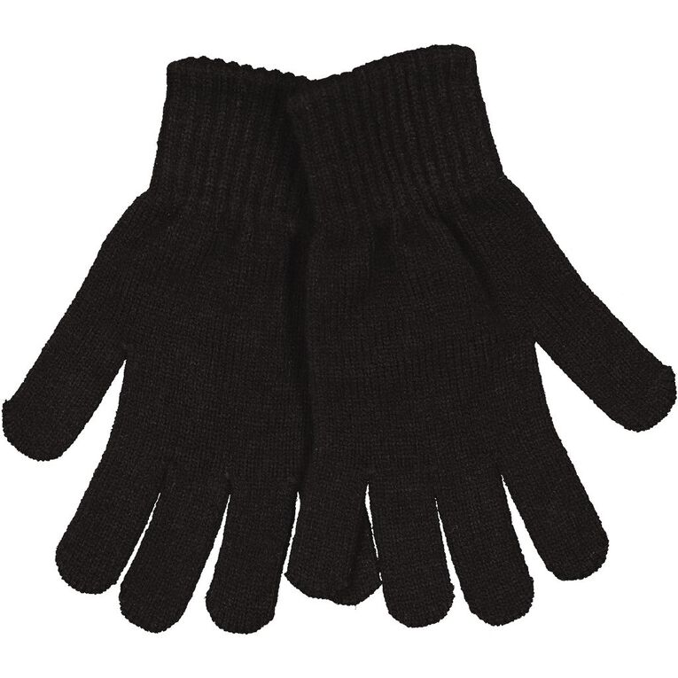 H&H Essentials Entry FF Gloves, Black, hi-res
