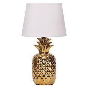 Living & Co Pineapple Lamp