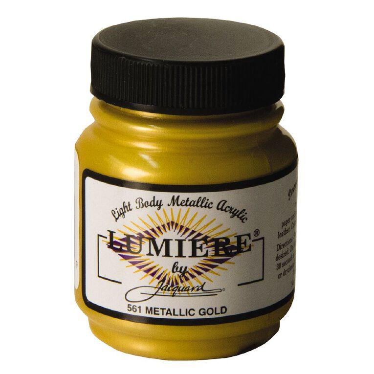 Jacquard Lumiere 66.54ml Metallic Gold, , hi-res