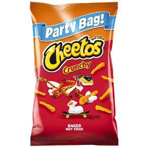 Cheetos Crunch Cheese 210g