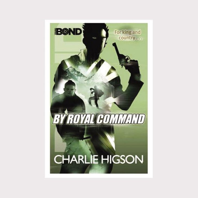 Young Bond #5 By Royal Command by Charlie Higson, , hi-res