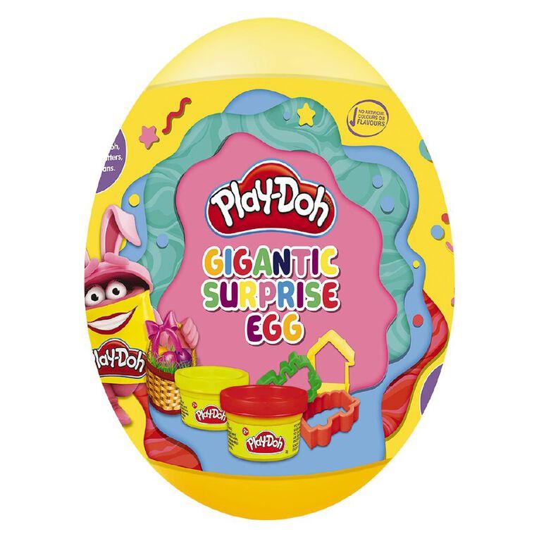 Kinnerton Play-Doh Gigantic Surprise Egg 120g, , hi-res