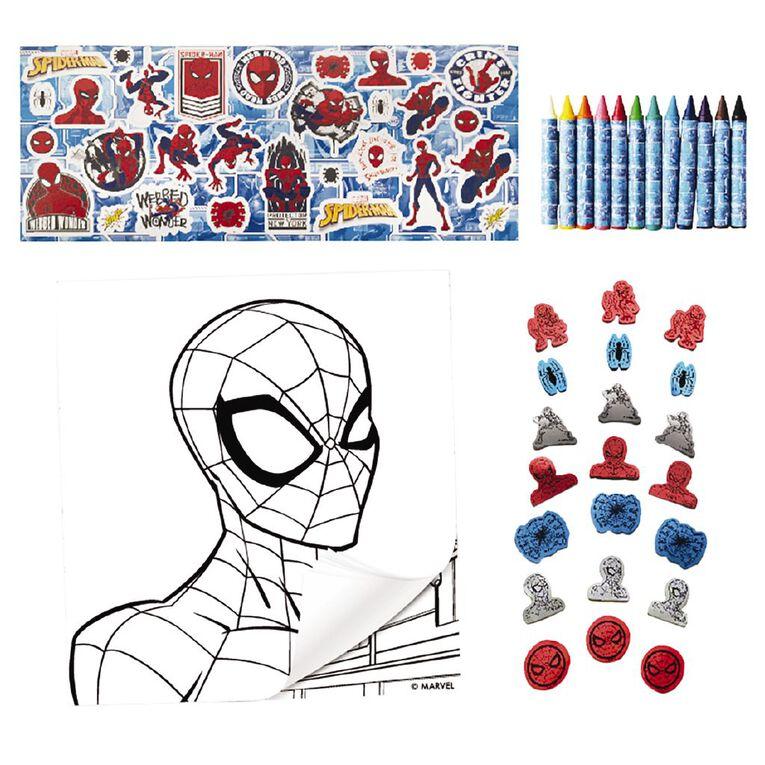 Spider-Man Art Tube Large, , hi-res