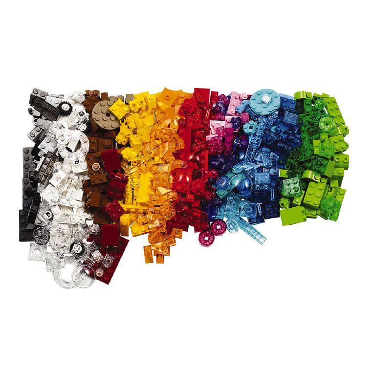 LEGO Classic Creative Transparent Bricks 11013, , hi-res