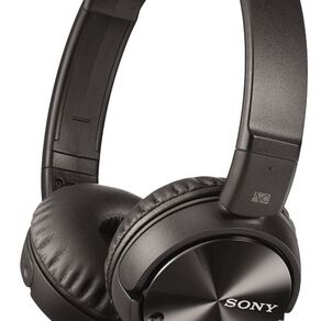 Sony Noise Cancelling Headphones ZX110NC Black