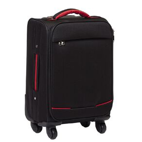 Living & Co 4 Wheel Soft Suitcase