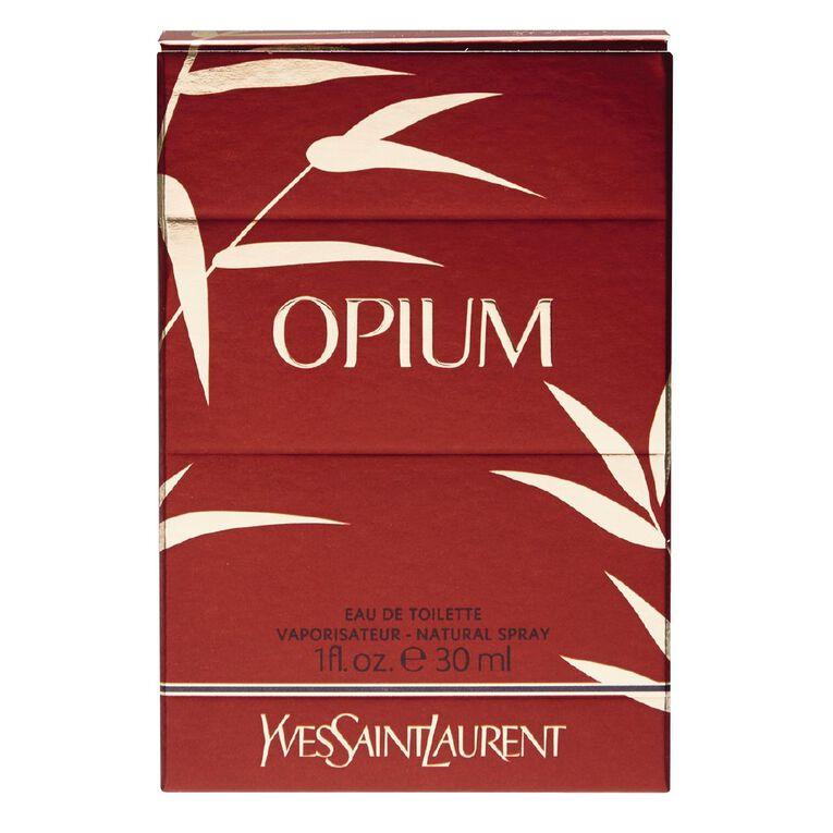 Yves Saint Laurent Opium EDT 30ml, , hi-res