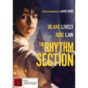The Rhythmn Section DVD 1Disc