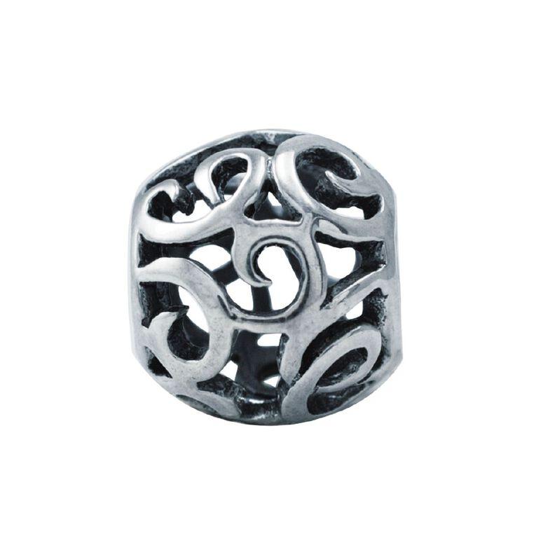 Ane Si Dora Sterling Silver Spiral Charm, , hi-res image number null