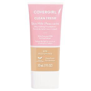 Covergirl Clean Fresh Skin Milk Medium/ Tan 570 30ml