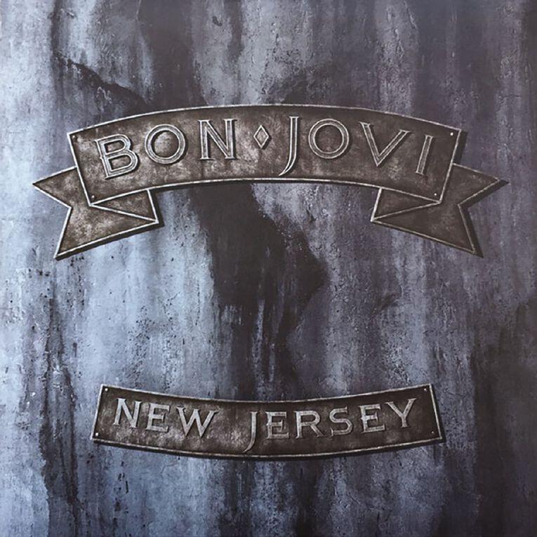 New Jersey Vinyl by Bon Jovi 2Record, , hi-res