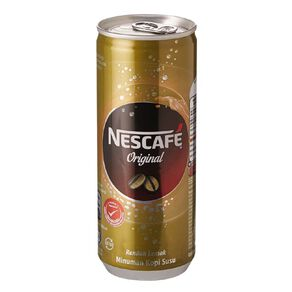 Nescafe Original RTD Can 240ml