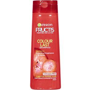 Garnier Fructis Colour Last Shampoo 315ml
