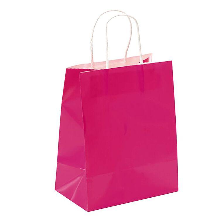 John Sands Gift Bag Medium Pink, , hi-res