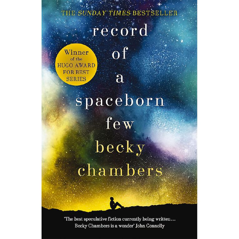 Wayfarer #3 Record of a Space Born Few by Becky Chambers, , hi-res