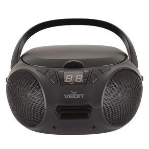 Veon CD Boombox VN1122018 Black