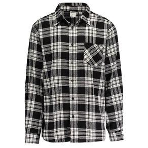 H&H Long Sleeve Flannelette Shirt
