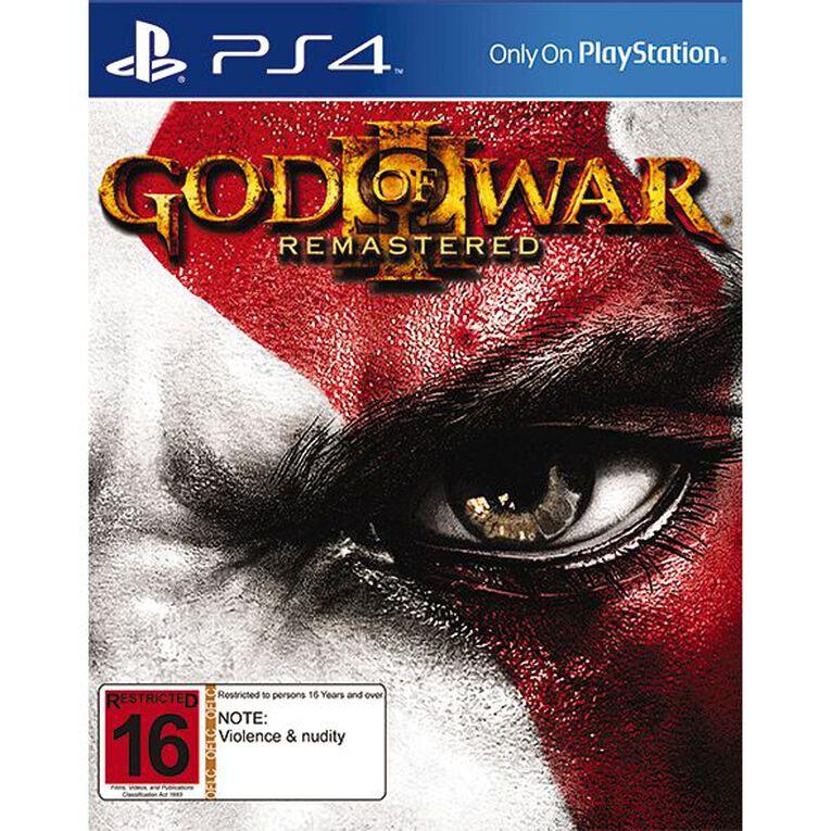 PS4 God of War 3 Remastered, , hi-res