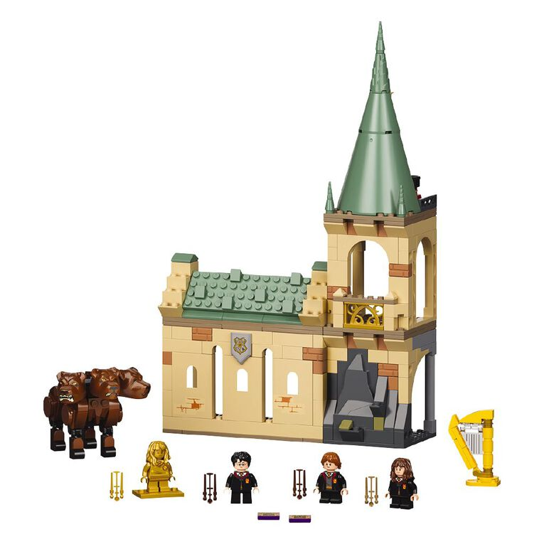 LEGO Harry Potter Fluffy Encounter 76387, , hi-res