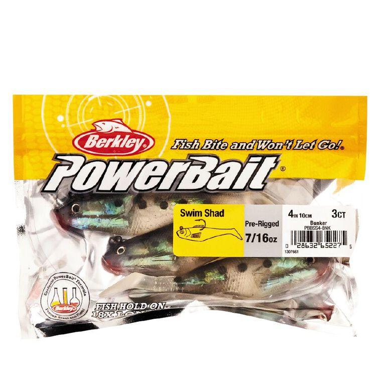 Berkley Power Bait Bunker 4 Inch, , hi-res