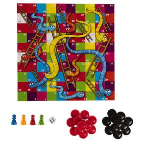 Snakes & Ladders Ready to Roll