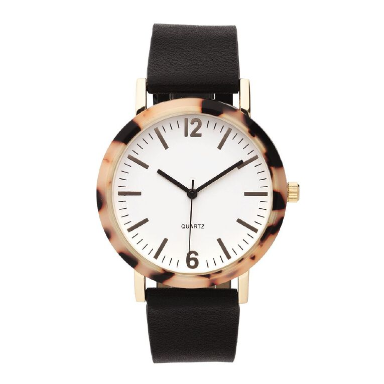 Eternity Women Analogue Watch Tortise Shell, , hi-res image number null