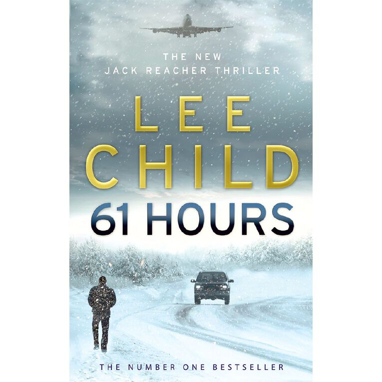 61 Hours by Lee Child, , hi-res